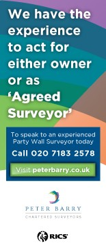 The role of the party wall surveyor for Party wall agreed surveyor