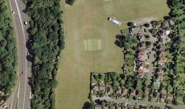 Using Property Websites To Plan The Perfect Burglary - Google satellite view of my house